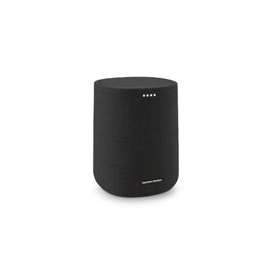 Harman Kardon Citation One MKII - Black - All-in-one smart speaker with room-filling sound - Hero