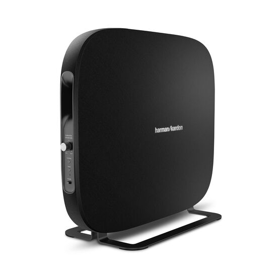 Omni Bar Plus - Black - Wireless HD Soundbar - Detailshot 3