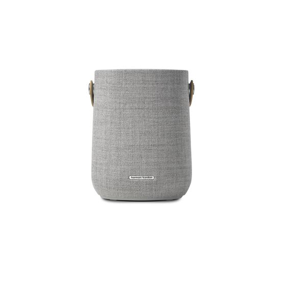 Harman Kardon Citation 200 - Grey - Portable smart speaker for HD sound - Front