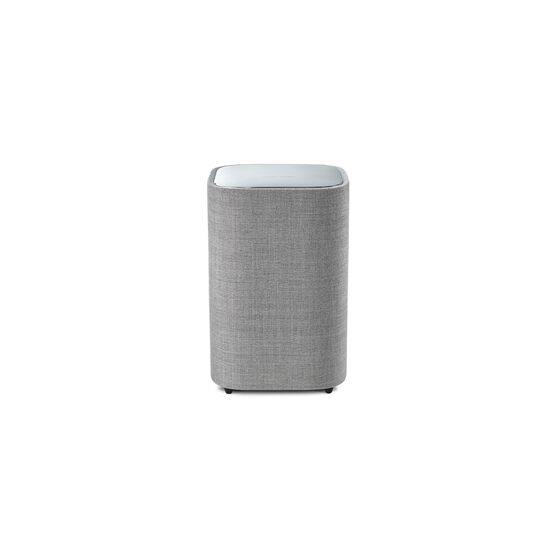 Harman Kardon Citation Sub S - Grey - Compact wireless subwoofer with deep bass - Detailshot 1
