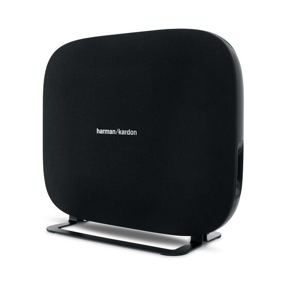 Omni Bar Plus - Black - Wireless HD Soundbar - Detailshot 4