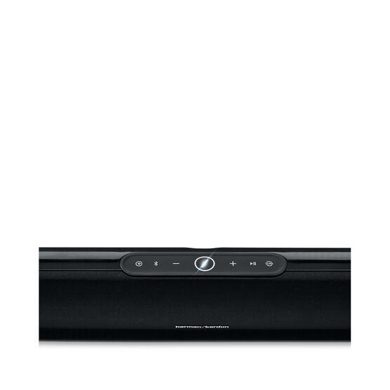 Omni Bar Plus - Black - Wireless HD Soundbar - Detailshot 2