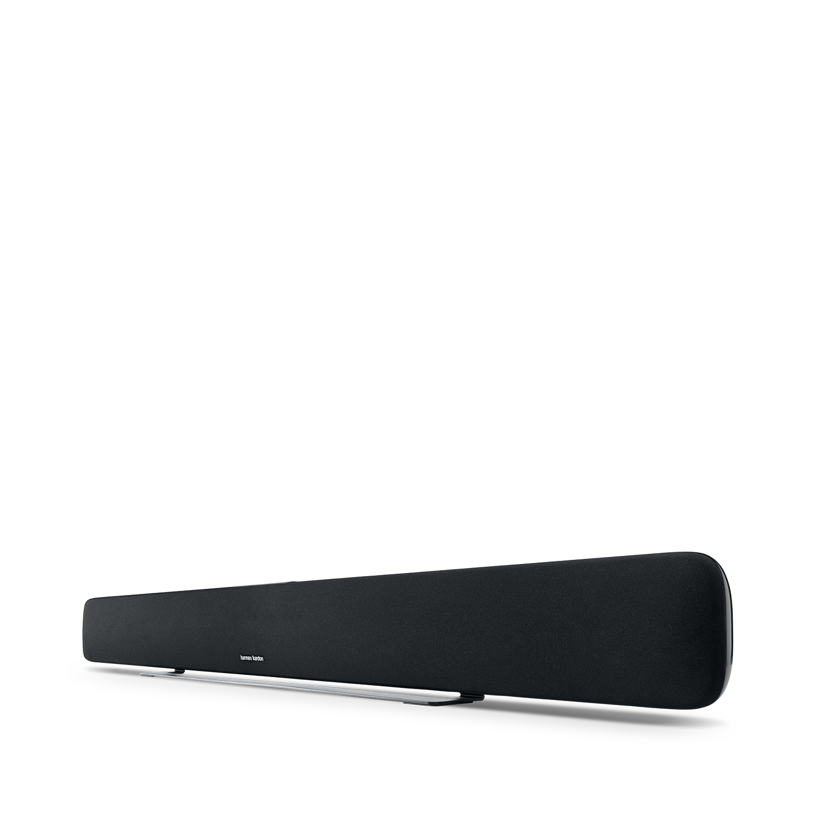 Omni Bar Plus - Black - Wireless HD Soundbar - Detailshot 1