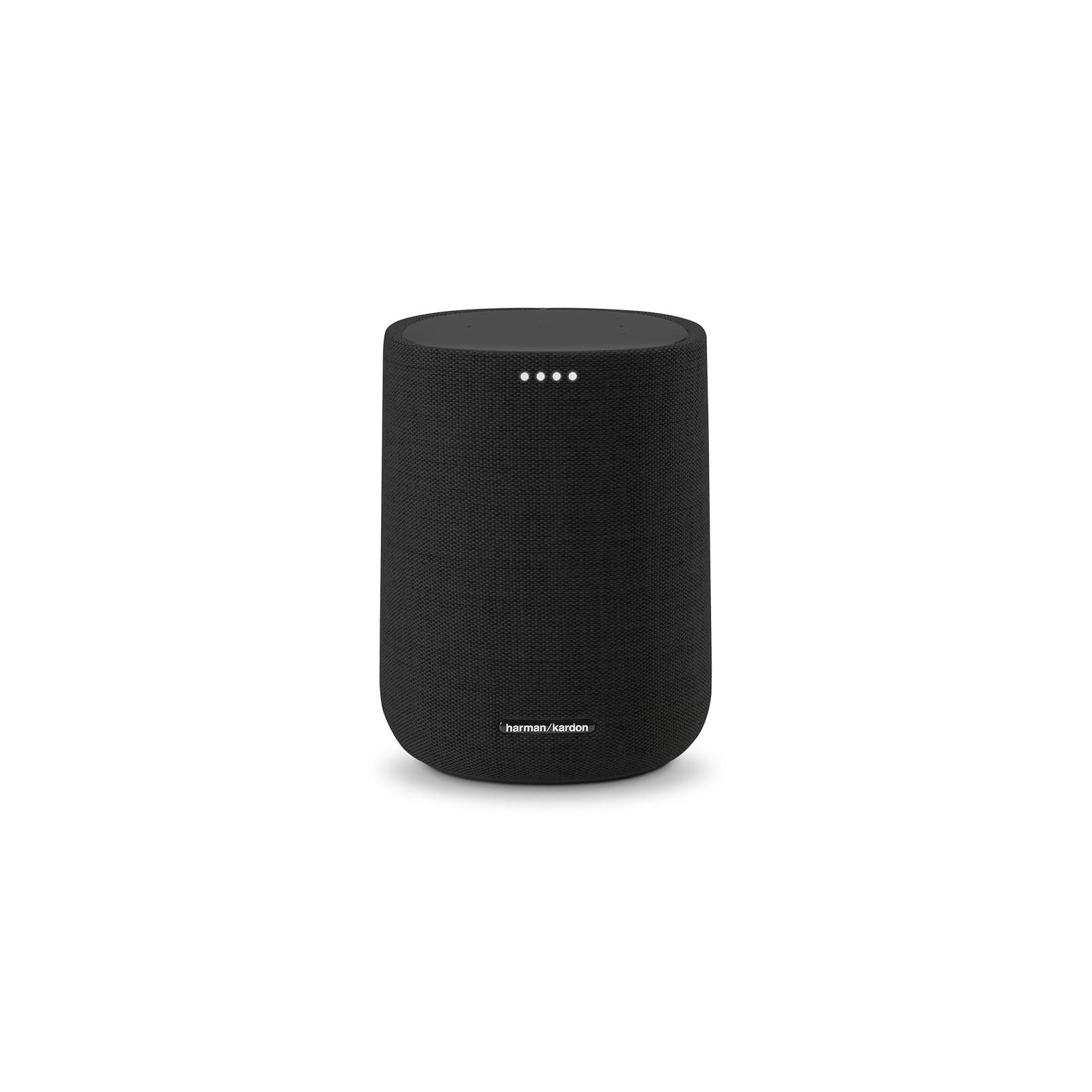 Harman Kardon Citation One MKII - Black - All-in-one smart speaker with room-filling sound - Front